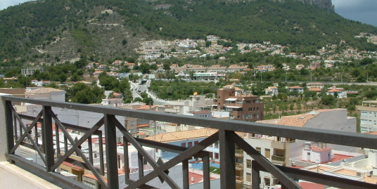 2 Bedroom Apartment For Sale Calpe Old Town