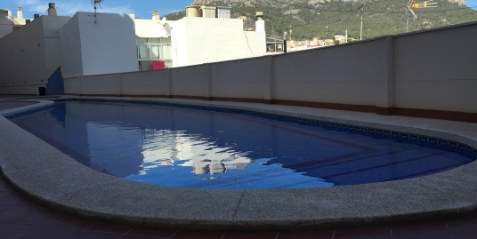 2 Bedroom Penthouse Apartments Calpe Old Town