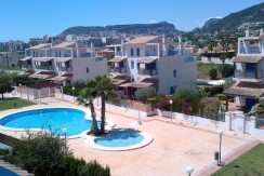 Beautiful 3 Bed Town House For Sale Calpe