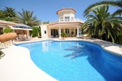 Attractive 3 Bed Villa La Arnella Moraira