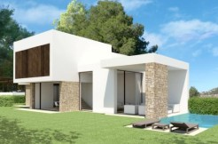 3 Bed Contemporary Villa For Sale Moraira