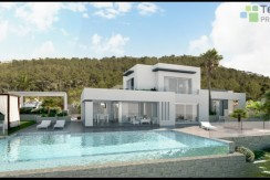 Stunning 3 Bedroom New Build Villa Javea