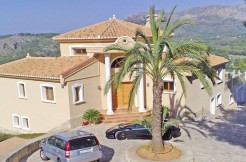 Beautiful 6 Bed Villa For Sale La Sella Golf Resort