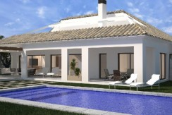 Contemporary Style New 2 Bed Javea