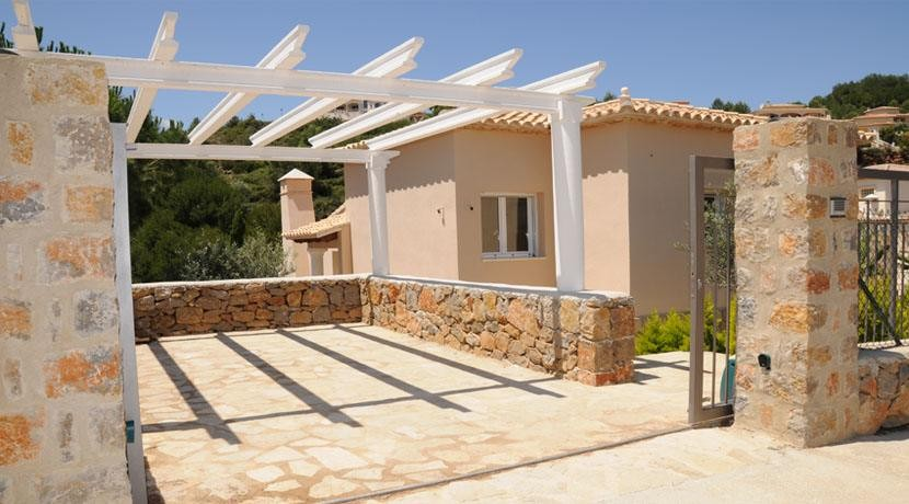 Modern 3 Bed New Build Villa For Sale