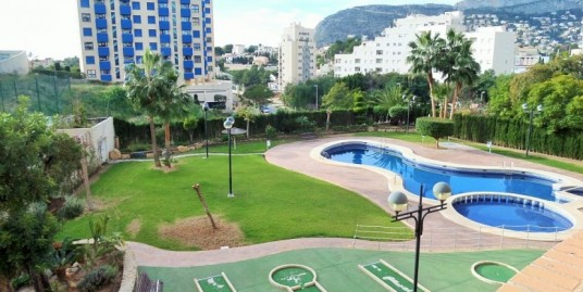 Spacious 2 Bed Apartment For Sale Calpe
