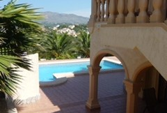 6 Bed Villa For Sale Calpe With Stunning Views
