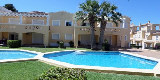 3 Bed Townhouse For Sale La Sella Golf Resort