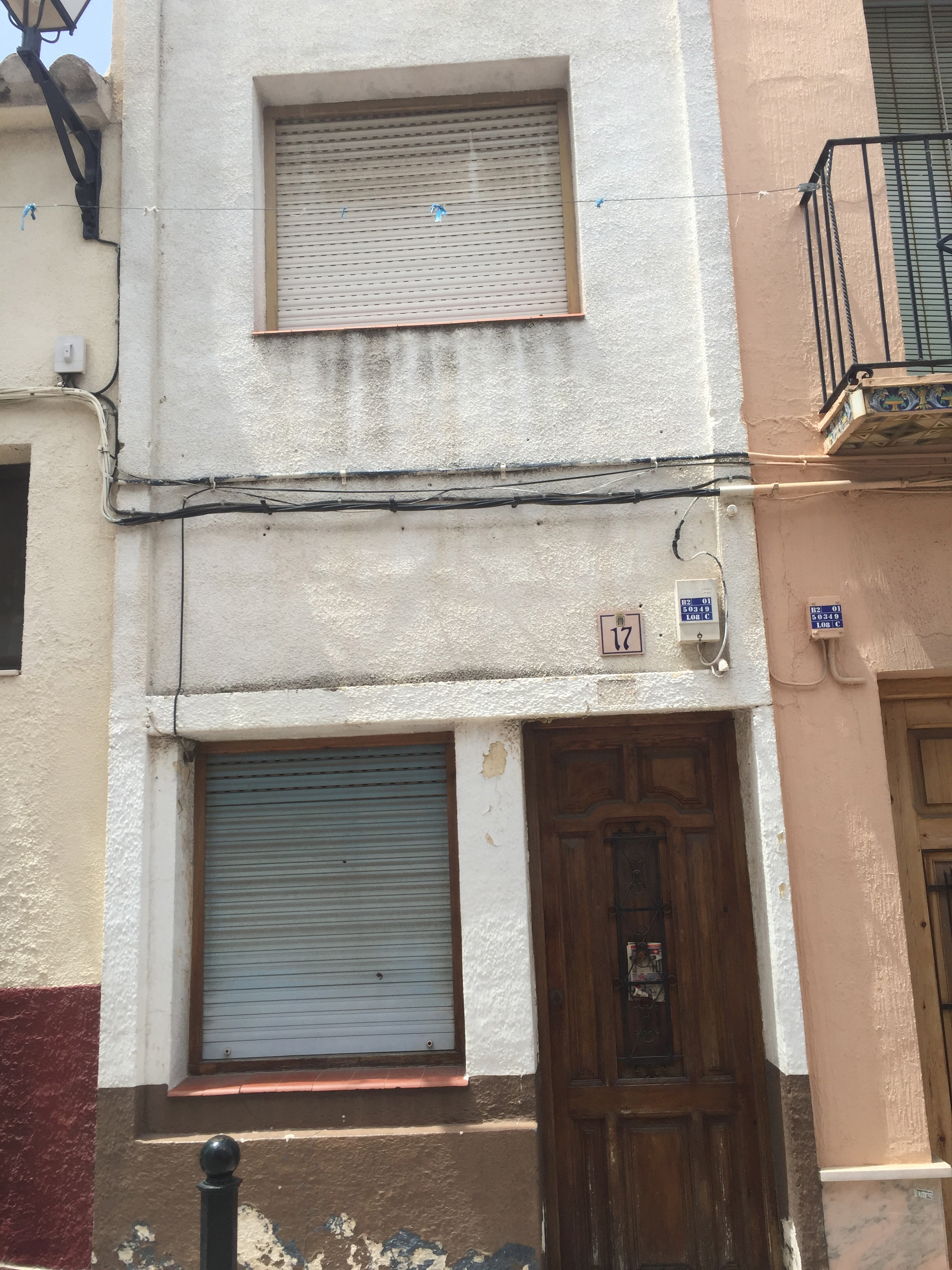 2 townhouses for sale old town calpe hola properties calpe