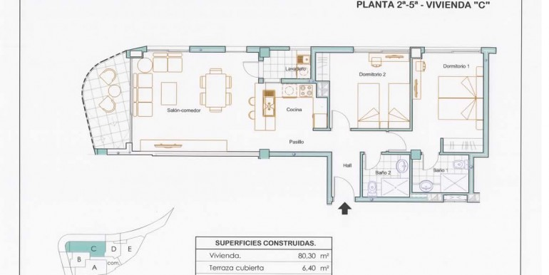 Brand New Apartments Calpe With Stunning Sea Views
