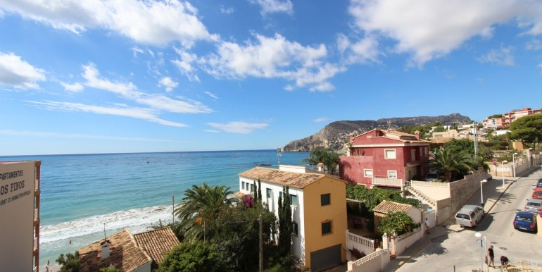 Brand New Apartments In Calpe With Stunning Sea Views
