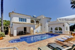 Beautiful 5 Bed Villa For Sale With Sea Views