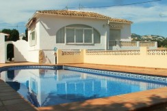 Lovely Three Bed Villa For Sale Close To Beach