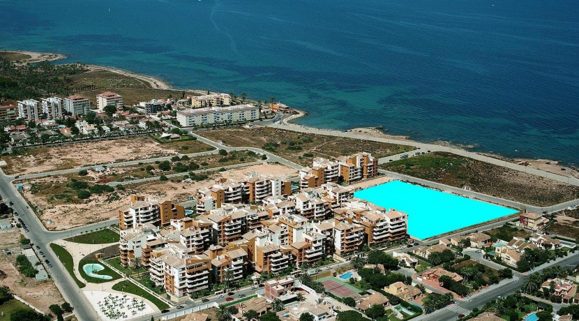 New Build Beachfront Apartments Punta Prima