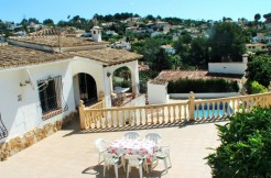 Reduced 4 Bed Villa For Sale Moraira
