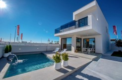 12 Luxury 3 Bed Villas For Sale Lomas de Cabo Roig