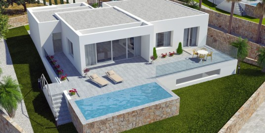 New 3 Bed Villas For Sale Las Colinas Golf Club