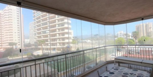 Fantastic 1 Bed Apartment First Line Calpe