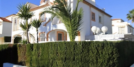 3 Bed Bungalow For Sale Calpe