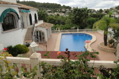 Spacious 5 Bed Villa For Sale Calpe