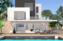 Stunning 3 Bed Villa For Sale Benissa
