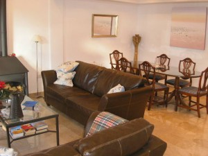 3 Bed Townhouse For Sale Calpe