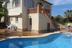 Beautiful 4 Bed Villa For Sale Calpe