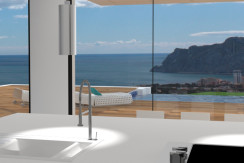 New Build 4 Bed Villa With Stunning Sea Views