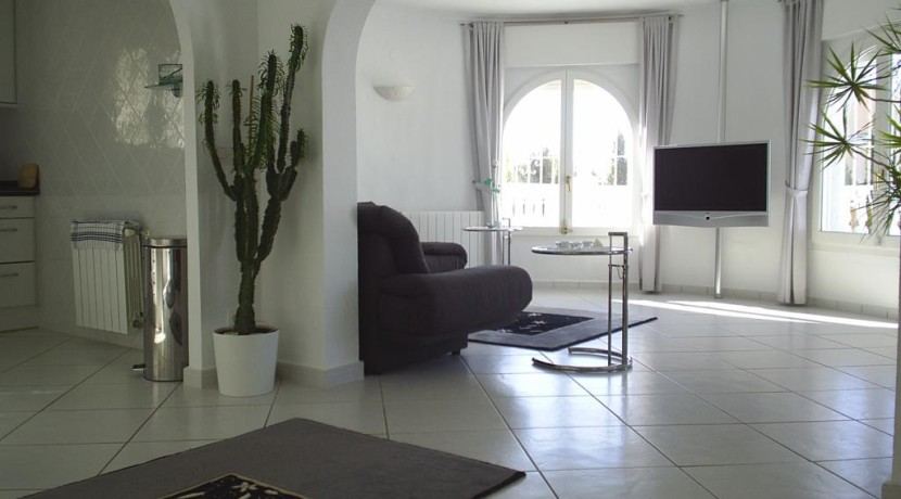 Outstanding 3 Bed Villa For Sale Benitachell