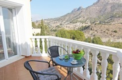 3 Bed Villa For Sale With Mountains Views Calpe