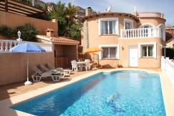 Nice 4 Bed Villa For Sale Calpe