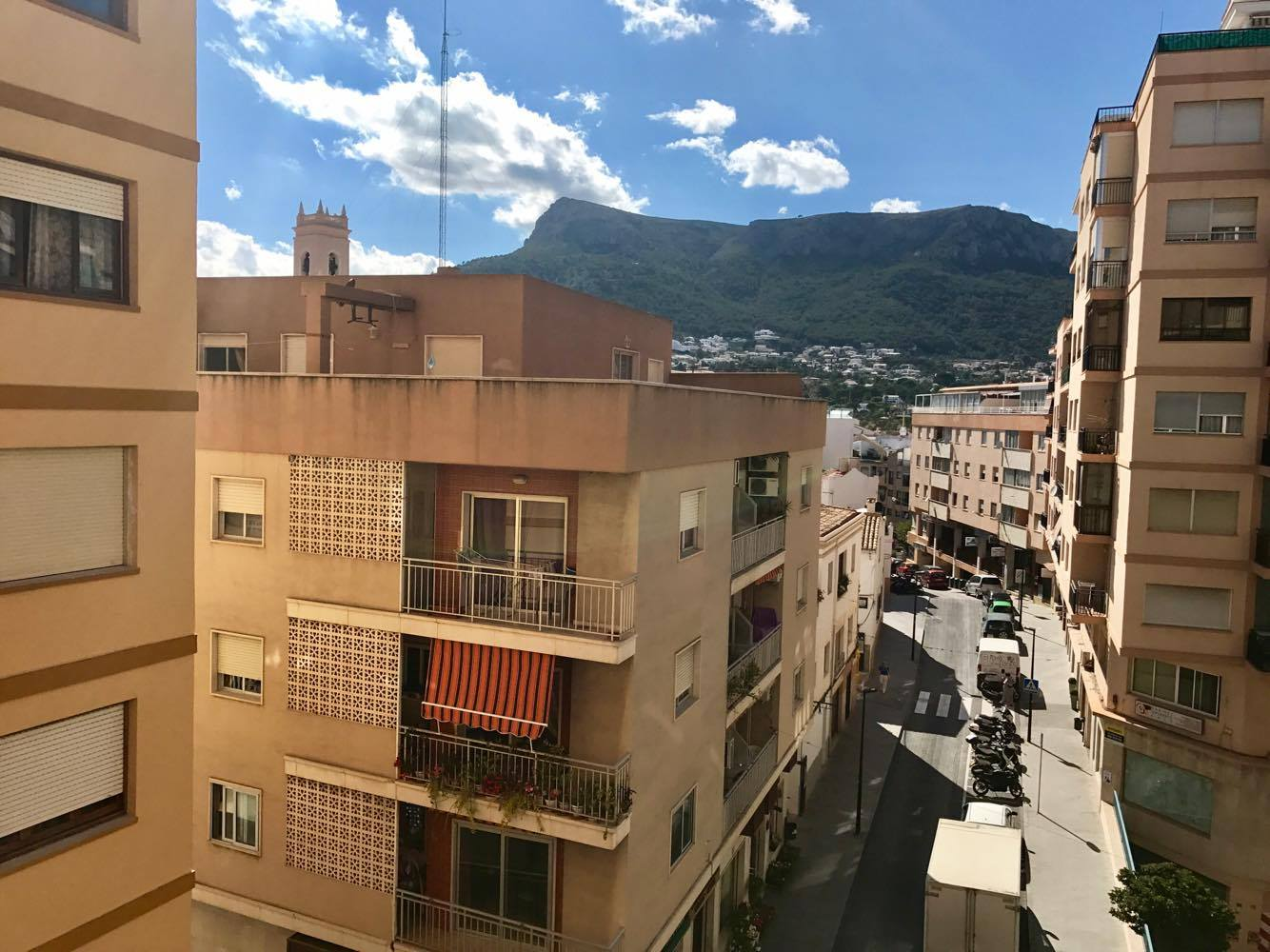 Large 4 Bed Apartment For Sale In Calpe