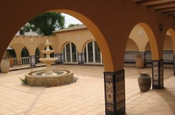 5 Bed Andalusian styled Villa For Sale In Calpe