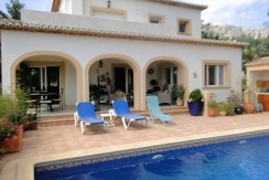 Impressive 4 Bed Villa For sale In Calpe