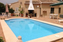 Huge Reduction On 4 Bed Villa In Moraira